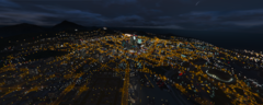 City Overview at Night