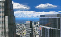 View from FIB